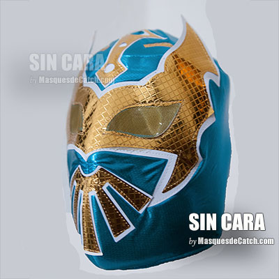 """Sin cara"" Adult size Mask - Premium Quality"