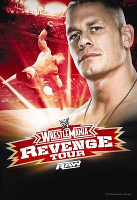 WWE UK Tour – WrestleMania Revenge Tour 2011 (the last dates..!)