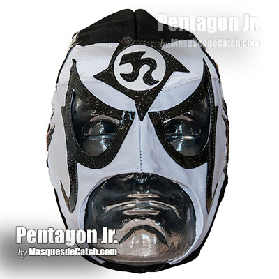 Pentagon Jr. Kid Mask