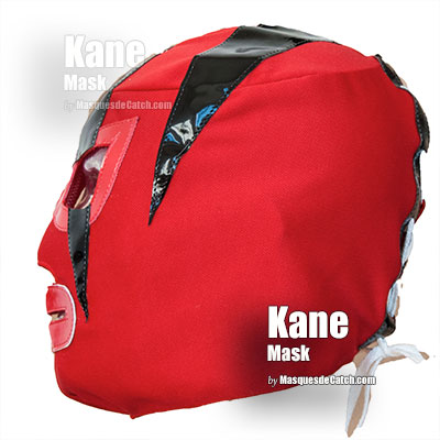 """Kane"" Wrestling Mask for Kids"