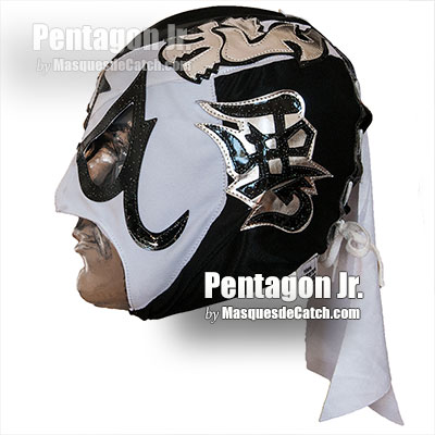 Pentagon Jr., Wrestling Mask for Adults