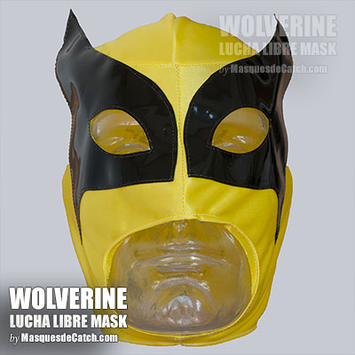 WOLVERINE mask - Superhero MARVEL - KID size