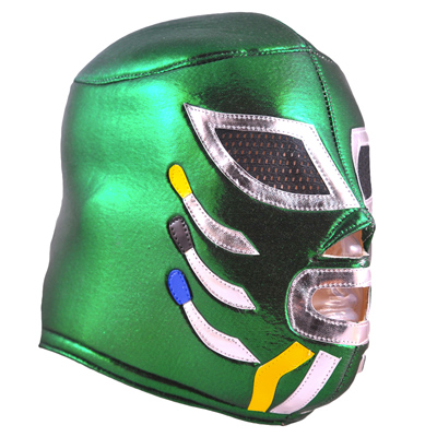 Cuchillo Mexican Wrestling Mask