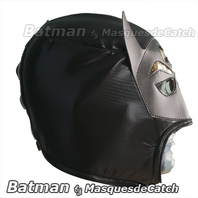 Batman Mask Lucha Libre for Adults
