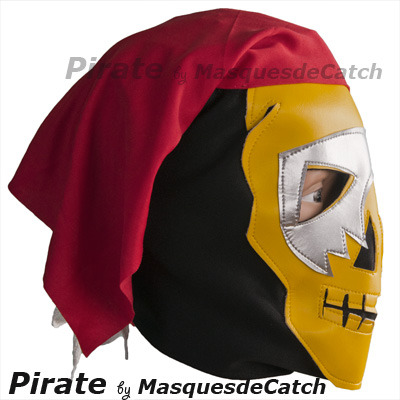 Pirate Mask Kids
