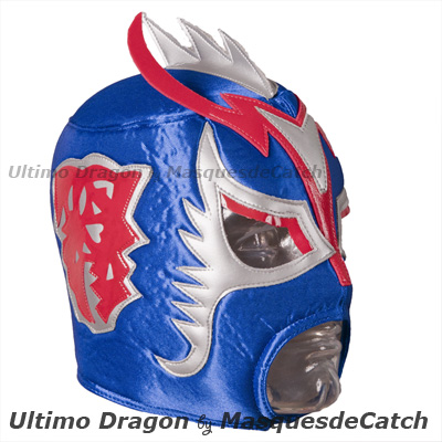 Ultimo Dragon Mask Lucha Libre