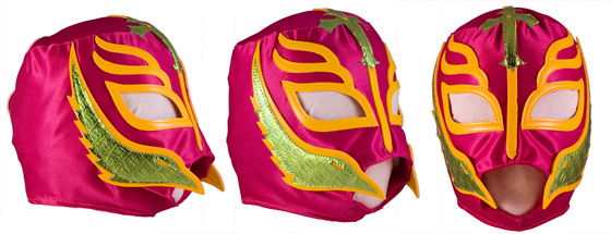 Rey Mysterio Wrestling Mask for Kids