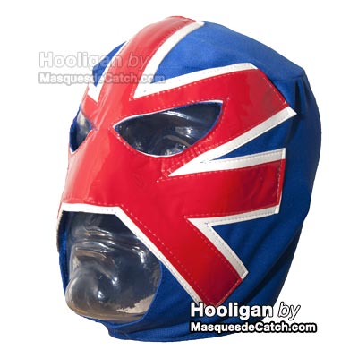 Hooligan Mask Lucha Libre