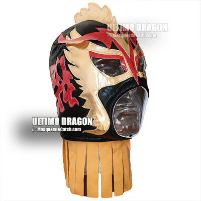 Ultimo Dragon Lucha Libre Mask