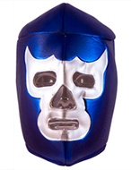 Blue Demon Original Mask Lucha Libre