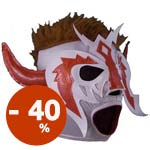 Psicosis Mask Lucha Libre