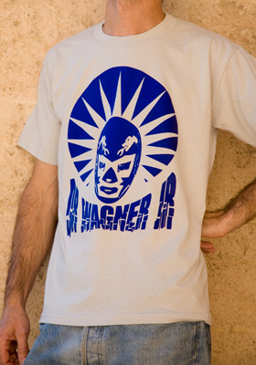 Lucha Libre T-shirt Dr. Wagner