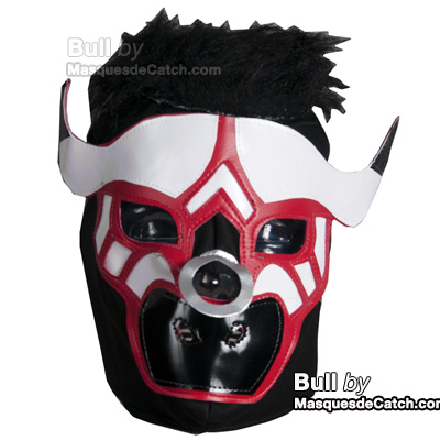 El Torito Mask Adult Size Wrestling Mask For Disguise