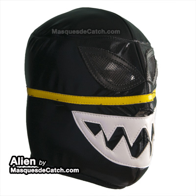 Alien Lucha Libre Adult Mask