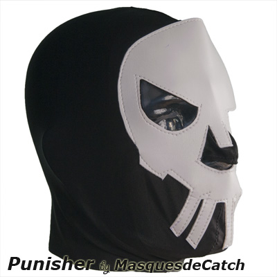 Masque Punisher Spandex