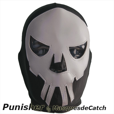 Punisher Pro-Grade Wrestling Mask
