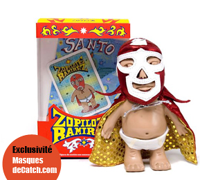 Zopilote Ramirez - toy collection
