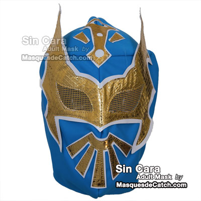 Sin Cara Economic Mask, Adult size