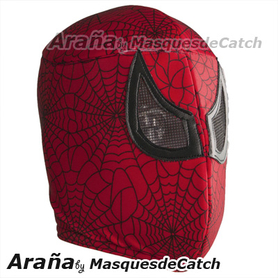 Spider Mask Lucha Libre