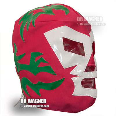 """Dr WAGNER Jr."" Wrestling Mask"