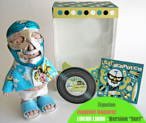 "Zopilote Ramirez, ""Surf"" toy collection"
